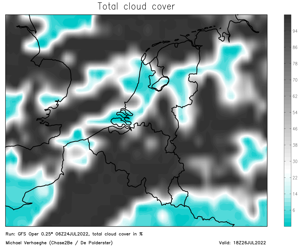 Total Cloud Cover